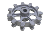 Low Pressure Die Casting for Motorcycle Parts
