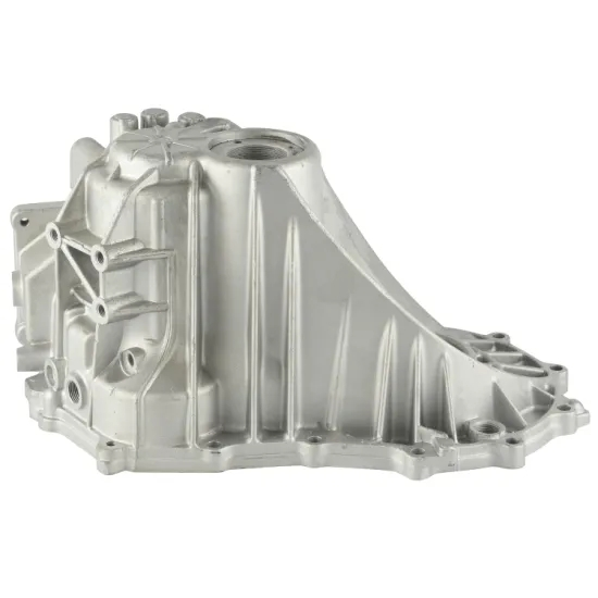 Customized Cast Part of Aluminum Die Casting