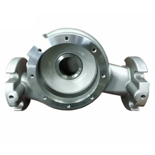 CNC Machining Aluminum Investment Casting